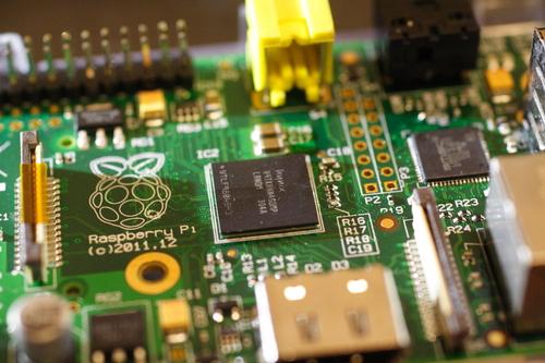RaspberryPi CPU