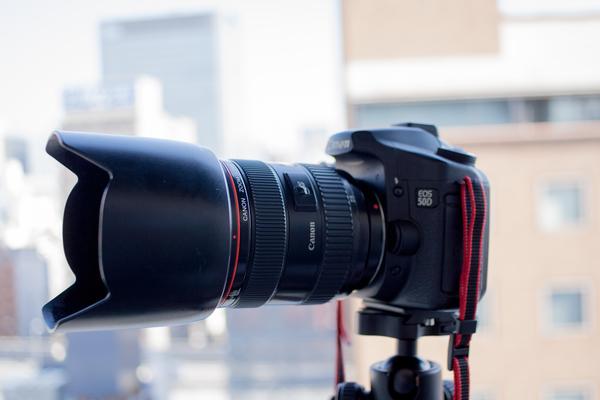 憧れのLレンズ:EF28-70mm F2.8L USM