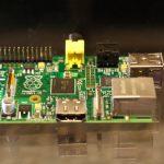RaspberryPiにコンデンサ追加で電源強化