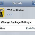 [iPhone高速化] TCP optimizerでインターネット高速化