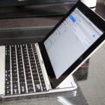 iPad用Bluetoothキーボードケース購入&レビュー