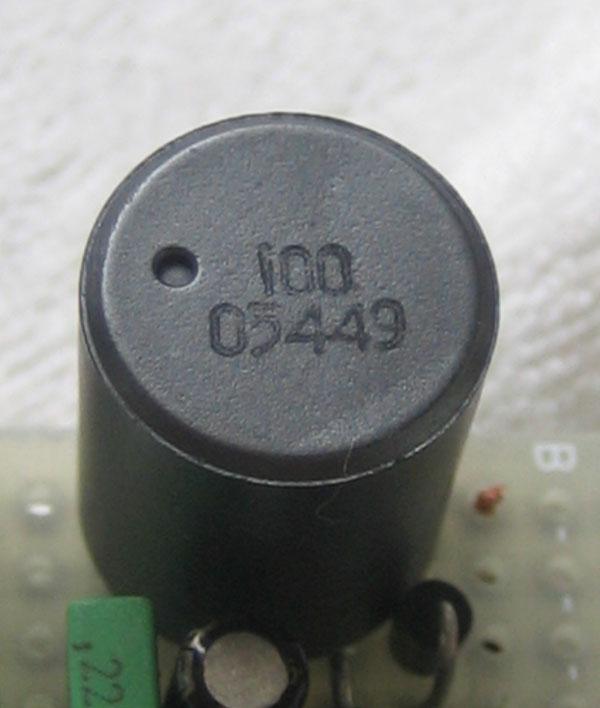 TA2020-20SP kit 防磁コイル