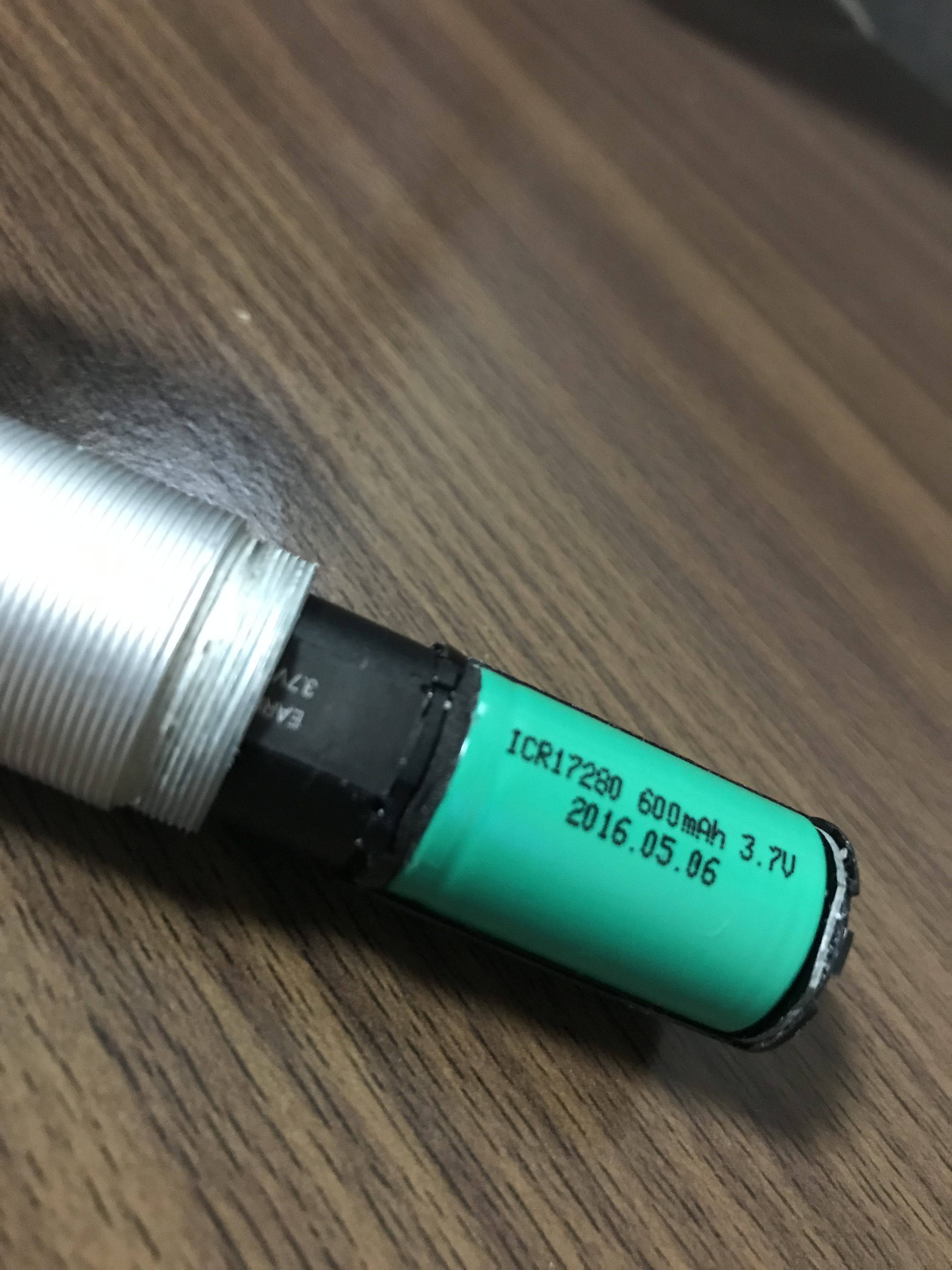 EARIN battery