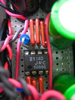 ChuMoy Amp2 NJM2114D