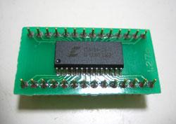CS8414 I2S出力をサポートしたDAI