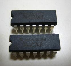 74HC74AP(上)、74AC74