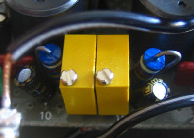 DCオフセット回路配線
