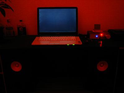 my night DIY audio system