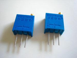 DCオフセット回路変更