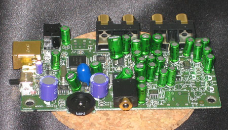 SoundBlaster Digital Music LX ちょっとした緑地帯
