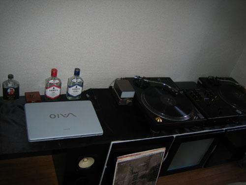 my sweet DJ room