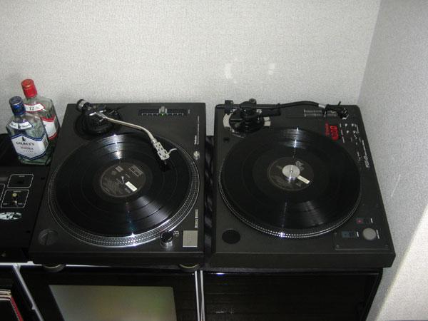 SL-1200MK3とPDX-D3