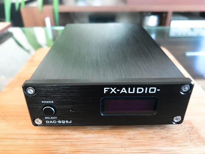FX AUDIO DAC-SQ5J