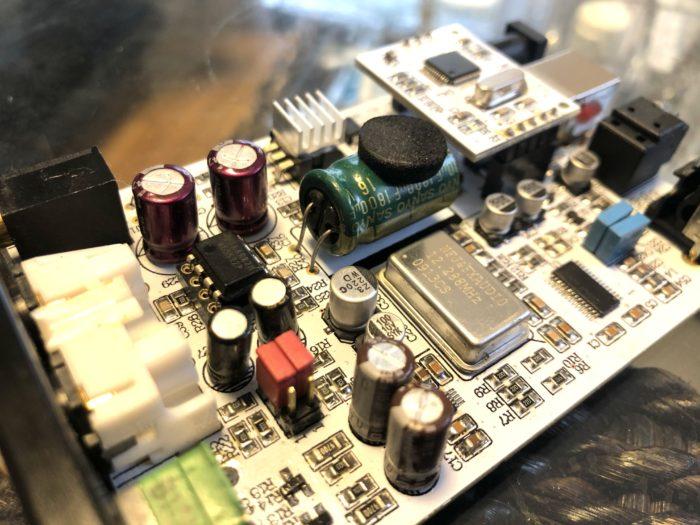 FX-AUIO DAC-X4J